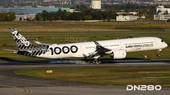 Airbus A350-1041 msn 065 (dn280tls) Tags: airbus a3501041 msn 065 fwlxv