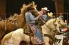 Rodeo Rescue (Get The Flick) Tags: rodeo pickupman pickupmen horse bronc cowboy