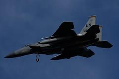 DSC_0186 (sauliusjulius) Tags: 32l 840019 mcdonnell douglas f15c eagle 929c322 860156 1003c384 the 493d fighter squadron 493 fs thegrimreapers us air force usaf bap baltic policing quick reaction alert qra lithuania siauliai sqq eysa 493fs