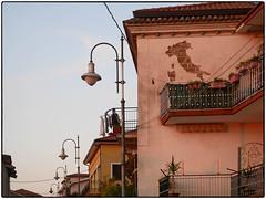 Little Italy (/RealityScanner/) Tags: italien italy cilento town kleinstadt travel reise autumn herbst mediterranean panasonic lumix gx80 sanmarco sundown sonnenuntergang