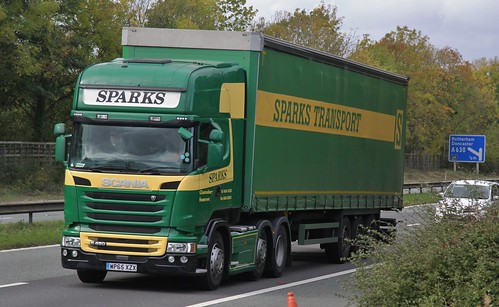 SPARKS TRANSPORT WP65 XZX
