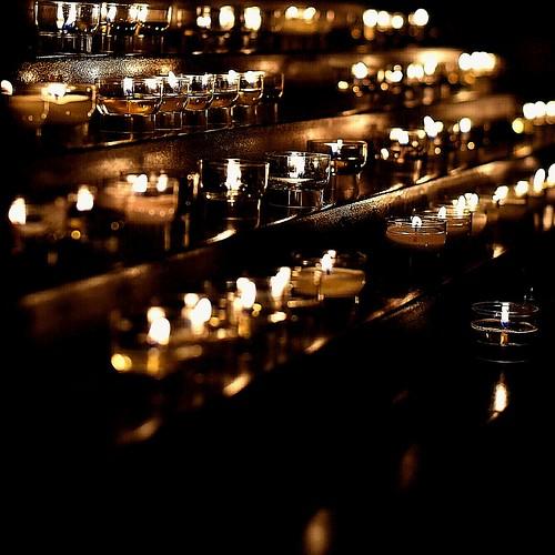 Kerzen - Candles