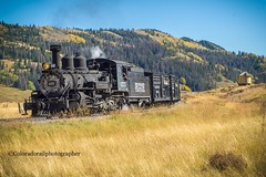 #coloradophotographer  #pocket_rail #coloradorailphotographer#railways_of_our_world #train_nerds #daily_crossing #trb_express  #narrowgauge #railways_of_our_world #railways_of_america #trains_worldwide #everything_transport  #railsupremacy  #daily_crossin (Coloradorailphotographer) Tags: railway railroad rgs riograndesouthern steamengine steamtrains steamlocomotive coloradorailphotographer coloradotrains colorado