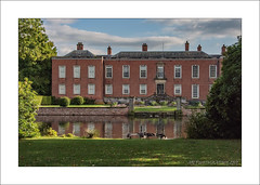 Dunham Massey Hall & Lake (prendergasttony) Tags: nationaltrust water reflection stately home dunhammassey geese gardens history historical old lancashire uk hall lake