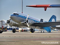 DDA Classic Airlines Douglas DC3 (PH-PBA) at Schiphol Airport (PictureJohn64) Tags: dda classic airlines douglas dc3 phpba schiphol airport picturejohn64 plane aircraft airliner flying aerodrome flughafen vliegveld vliegtuig flickr sigma nikon aeropuerto flugzeug transport flight air spotter aviacion aviation aviones aviões aeronautical amantes da aviação aerodynamics aeroplane machines planespotting linea aérea compagnies aériennes flyselskab flyet avion aereo avião avión travel reizen transportation traffic spotters airplane eham amsterdam spl