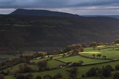 Black Mountains Sunrise (DaveH101) Tags: 2017 autumn breconbeacons dawn2dusk october southwales black mountains transient light crickhowell llangattock abergavenny