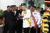 Istiadat Sambutan Hari Pahlawan Tahun 2017.Dataran Pahlawan Negara,Putrajaya.2/10/17 (Najib Razak) Tags: istiadat sambutan hari pahlawan tahun 2017 dataran negara putrajaya