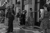 Turisti in galleria (emilype) Tags: dscf52531 tourists turista milano milan attimi bnarte bn blancoynegro blackwhitephotos blackandwhite bnvitadistrada galleriavittorioemanuele streetphotography