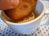 Plongeon breton (102/365) (chando*) Tags: 365 biscuit café coffee cookie cup paletbreton project365 tasse