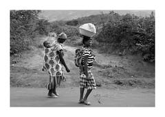 Malawi - Portrait (Vincent Karcher) Tags: vincentkarcherphotography africa afrique art blackandwhite culture documentary malawi noiretblanc people portrait project rue street travel voyage world woman femme women