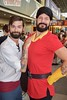 DSC_0329 (Randsom) Tags: newyorkcomiccon october7 2017 nycc nyc newyorkcity costume jacobjavits comic con convention cosplay gay couple duo sexy hot handsome beard anime tattoo piercing bear javits october6