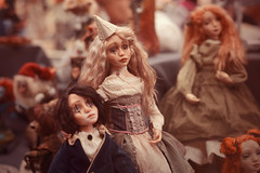 XIII Doll Salon — 6-8 October 2017 (red-anchous) Tags: yellow doll dolls dollsalon dollexpo exhibition exposition expo artist artistdoll artdoll салон кукол куклы шарнирные