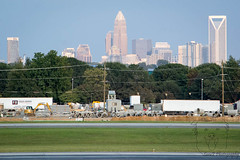 forever construction at the airport... (Lakeside Annie) Tags: 09292017 2017 20170929 55300mm airportoverlook cdia clt cpmg charlotte charlottedouglasinternationalairport charlottephotographymeetupgroup d7100 friday kclt leannefzaras nc nikkor55300mm nikon nikond7100 northcarolina sarazphotography september29 airport plane planes