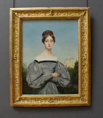Paris (mademoisellelapiquante) Tags: louvre paris france arthistory art museedulouvre portrait painting 19thcentury 1800s