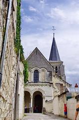 873 juillet 2017 - Montrichard, église Sainte-Croix (paspog) Tags: cher montrichard france juillet july juli 2017 église church kirche églisesaintecroix