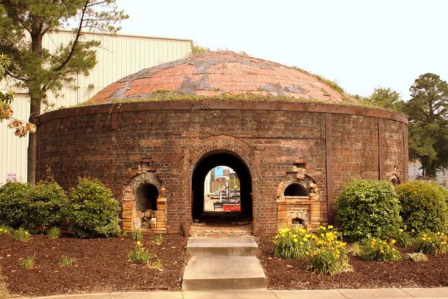 Historic Beehive Brick Kiln - Decatur, AL