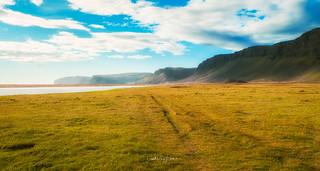 Rauðasandur beach