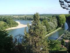 090722 Meilhan -sur-Garonne (J J D) Tags: canal garonne fleuve