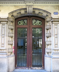 Doorway, Barcelona