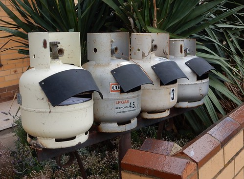 From Gas Tanks to Letter Boxes