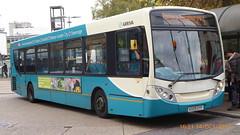P1030692 3556 KX09 GYF at Stevenage Bus Station Danestrete Stevenage Hertfordshire (LJ61 GXN (was LK60 HPJ)) Tags: arrivatheshiresessex arrivatheshires enviro300 enviro300d e300d 3556 kx09gyf 83107