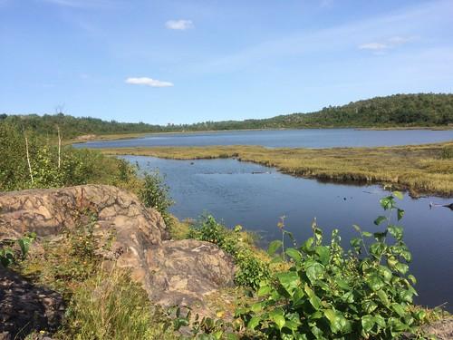 Sudbury lakes