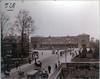 [Ancienne gare de Metz] (Bibliothèques-Médiathèques de Metz) Tags: gare charrette metzmoselleplaceduroigeorges metzmoselle bibliothèquesmédiathèquesdemetz