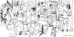 inktober1-5 (marin71) Tags: inktober inktober2017 ink pen drawing sketch illustration art urbansketchers