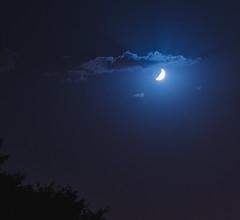 Moonshine (runovv) Tags: caucasus armenia armenian night sky longexposure stars moon milkyway mountains