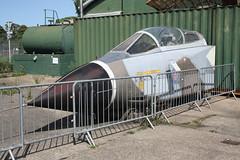Tornado GR.1 nose (Pentakrom) Tags: raf manston history museum panavia tornado za325