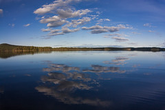 IMG_3281-1 (Andre56154) Tags: schweden sweden sverige wasser water see lake landschaft landscape himmel sky wolke cloud spiegelung reflexion reflection