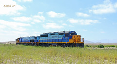 Nortinas (Rodrigo yañez) Tags: ferronor gp49 alaska railroad 2808 emd locomotora locomotive tren del desierto empalme norte 601
