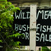 Wildmeat in Guyana's coast