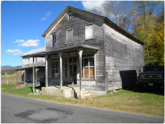 George Mullanax Store (cscott_va.) Tags: fall 2017 highland county virginia old abandonded