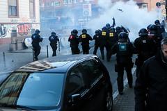Blockupy_Frankfurt_2015_Ausschreitungen_Gewalt_Polizei (44 von 110) (Marcel Bauer) Tags: frankfurt ausschreitungen tear gas ezb