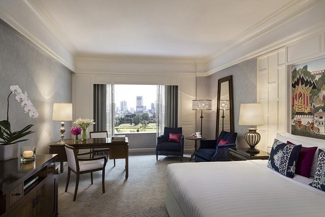 バンコクの高級ホテル:アナンタラ サイアム バンコク ホテル