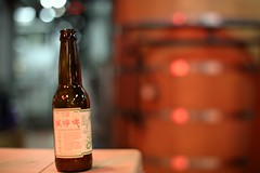 Bottle (superzookeeper) Tags: 5dmk4 5dmkiv hk hongkong canoneos5dmarkiv zeiss50mmf14zeplanart mf manualfocus planart1450 zeiss eos digital brewery beer bottle bokeh wongchukhang youngmaster over1000views