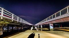 Barwon Heads Bridges-3 (Quick Shot Photos) Tags: barwonheads canon night oceangrove astro victoria australia twinbridges bridges leadinglinesbarwonheadscanonnightoceangroveastrovictoriaaustraliaau