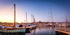 Marseille Sunset (philippejacolin) Tags: marina moored motorboat pier harbor jetty riverbank ship commercial dock turbot marseille colors sea panorama long exposure