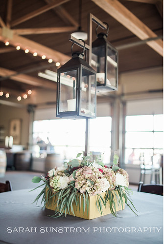 "Ethereal Floral Arrangement with Lanterns at Cedar Ridge Winery by Unique Events • <a style=""font-size:0.8em;"" href=""http://www.flickr.com/photos/81396050@N06/37710277456/"" target=""_blank"">View on Flickr</a>"