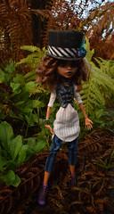 LRM_EXPORT_20171015_214537 (Violet Lightning) Tags: monster high ooak doll repaint remake top hat clawdeen wolf mattel custom