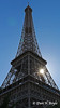 Eiffel Tower (Dan H Boyle) Tags: eiffel tower paris france sunny starburst parisian french iron lattice