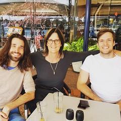 Jules, Marcus, Marianne 2017