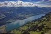 Walensee @ Hinterrugg (d/f) Tags: churfirsten walensee berge bergwelt mountains aussicht view viewpoint wolken clouds chäserrugg hinterrugg altstjohann unterwasser canoneos5dsr wideangle lakewalen lakewalenstadt alpen st gallen glarus glarneralpen