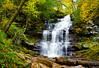 Ganoga Falls (charlie_guttendorf) Tags: guttendorf nikon nikon18200mm nikond7000 pastateparks rickettsglen rickettsglenstatepark waterfall padcnr