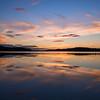 Sunset (Stefano Rugolo) Tags: stefanorugolo pentax k5 smcpentaxda1855mmf3556alwr sunset squarefomat tones reflection sky clouds water lake hälsingland sweden sverige serene dusk cloud
