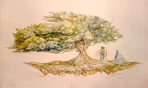 Flyer- Watercolour