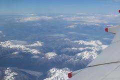 die südlichen Alpen