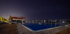 a pool in the sky (paul hitchmough photography 2) Tags: infinitypool nightphotography nikond800 nikonphotograhy nikon1635mm wideangle holiday longexposure stars paulhitchmoughphotography sky architcture refections