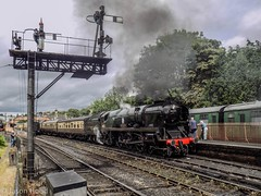 34027 (Jason Hood (One Million Views - THANKS!)) Tags: 34027 tawvalley bridgnorth severnvalleyrailway steamlocomotive